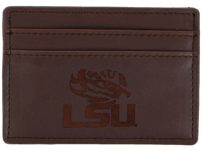 LSU Tigers Money Clip Wallet Sutter