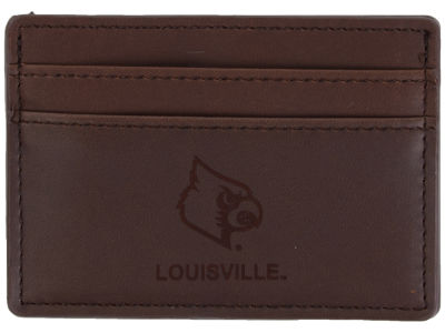 Louisville Cardinals Money Clip Wallet Sutter