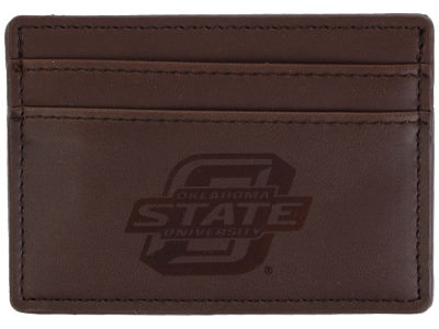 Oklahoma State Cowboys Money Clip Wallet Sutter