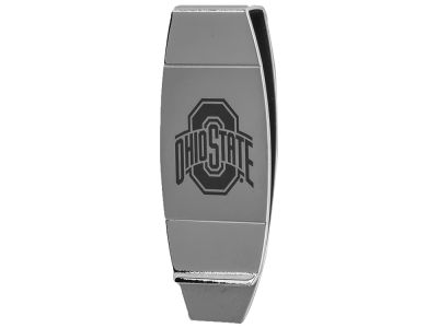 Ohio State Buckeyes Metal Money Clip