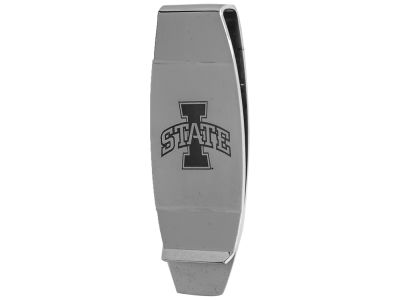 Iowa State Cyclones Metal Money Clip