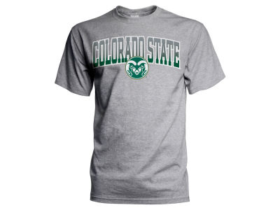 Colorado State Rams NCAA Men's Gradient Arch T-Shirt