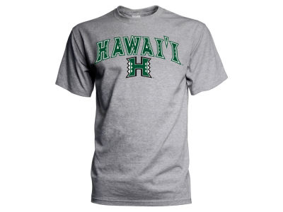 Hawaii Warriors NCAA Men's Gradient Arch T-Shirt