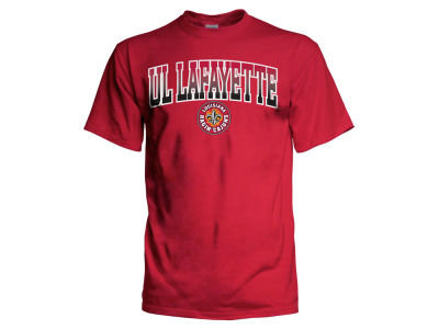 Louisiana Ragin' Cajuns NCAA Men's Gradient Arch T-Shirt