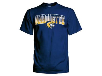 Marquette Golden Eagles NCAA 2 for $28 NCAA Men's Gradient Arch T-Shirt