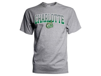 Charlotte 49ers 2 for $28 NCAA Men's Gradient Arch T-Shirt
