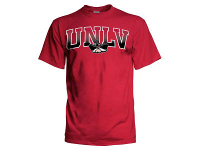 UNLV Runnin Rebels NCAA Men's Gradient Arch T-Shirt