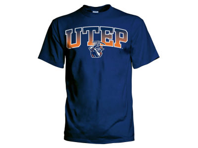UTEP Miners NCAA Men's Gradient Arch T-Shirt