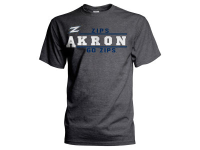 Akron Zips 2 for $28 NCAA Men's Verbiage Stack T-Shirt