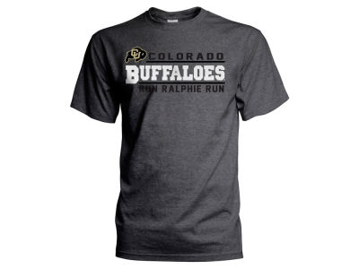 Colorado Buffaloes 2 for $28 NCAA Men's Verbiage Stack T-Shirt