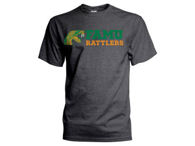 Florida A&M Rattlers NCAA Men's Verbiage Stack T-Shirt