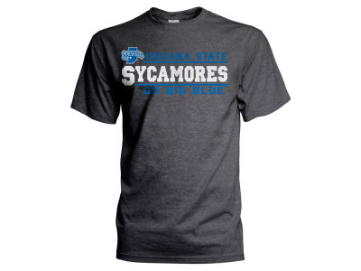 Indiana State Sycamores NCAA 2 for $28 NCAA Men's Verbiage Stack T-Shirt