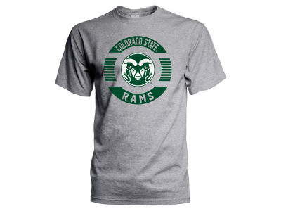 Colorado State Rams NCAA Men's Circle Logo T-Shirt