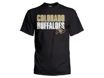 Colorado Buffaloes NCAA 2 for $25 NCAA Men's Wordmark Stack T-Shirt