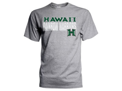 Hawaii Warriors NCAA Men's Wordmark Stack T-Shirt