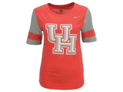 Houston Cougars NCAA Women's Stadium Fan Top