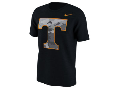 Tennessee Volunteers Nike NCAA Men's Project Fresh Camo Logo T-Shirt