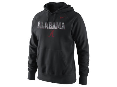Alabama Crimson Tide Nike NCAA Men's Project Fresh Camo Logo Hoodie