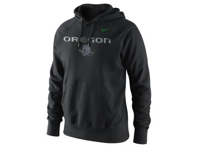 Oregon Ducks Nike NCAA Men's Project Fresh Camo Logo Hoodie
