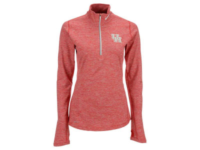 Houston Cougars NCAA Women's Heathered Element Pullover