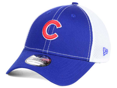 Chicago Cubs New Era MLB Semester Neo 39THIRTY Cap