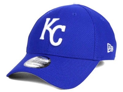 Kansas City Royals New Era MLB Diamond Era Classic 39THIRTY Cap