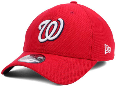 Washington Nationals New Era MLB Diamond Era Classic 39THIRTY Cap