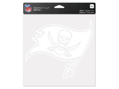 "Tampa Bay Buccaneers Die Cut Decal 8""x8"""