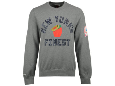New York Yankees Mitchell and Ness MLB Men's Finest Crew Sweatshirt