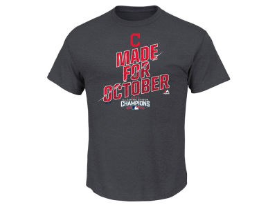 Cleveland Indians MLB Men's Division Champ T-Shirt