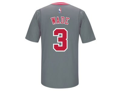 Chicago Bulls Dwyane Wade adidas NBA Men's New Swingman Jersey