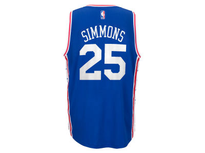 Philadelphia 76ers Ben Simmons adidas NBA Men's New Swingman Jersey