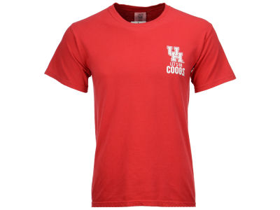 Houston Cougars NCAA Men's State Verbiage T-Shirt
