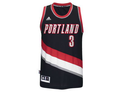Portland Trail Blazers CJ McCollum adidas NBA Men's New Swingman Jersey