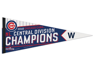 Chicago Cubs 12x30in Pennant