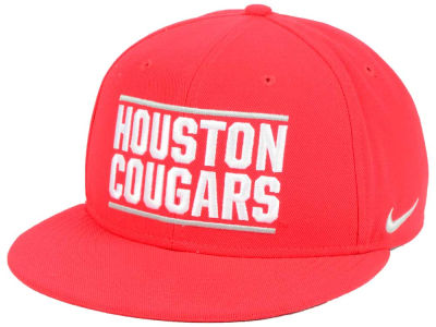 Houston Cougars Nike NCAA Core Nike Ture Snapback Cap