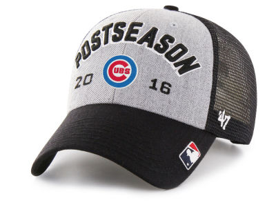 Chicago Cubs '47 MLB 2016 Post Season Locker Room Cap