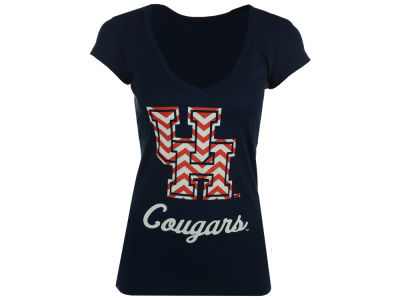 Houston Cougars NCAA Women's Not Fair T-Shirt