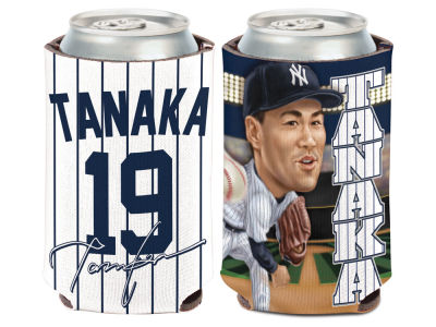 New York Yankees Tanaka Caricature Coozie