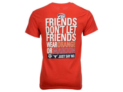 Houston Cougars NCAA Men's Friends Don't Let T-Shirt