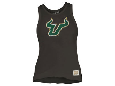 South Florida Bulls Retro Brand NCAA Women's Muscle Tank