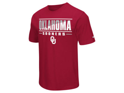 Oklahoma Sooners Colosseum NCAA Men's Two Face T-Shirt