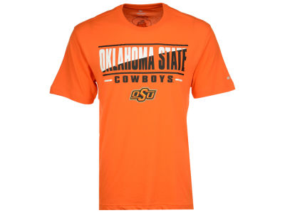 Oklahoma State Cowboys Colosseum NCAA Men's Two Face T-Shirt