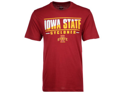 Iowa State Cyclones Colosseum NCAA Men's Two Face T-Shirt