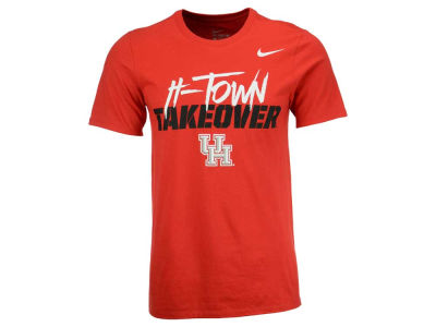 Houston Cougars Nike NCAA Men's Takeover T-Shirt