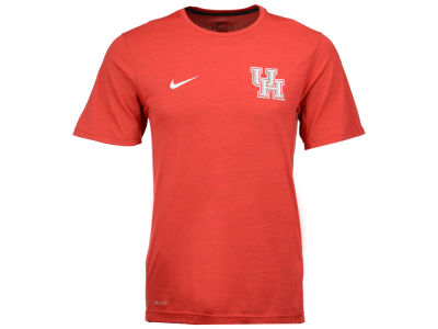 Houston Cougars Nike NCAA Men's Dri-Fit Touch T-Shirt
