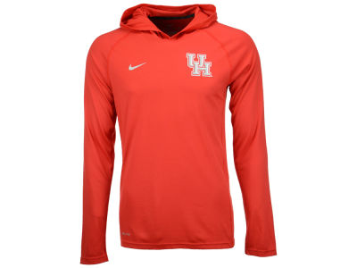 Houston Cougars Nike NCAA Men's Stadium Dri-Fit Touch Hoodie