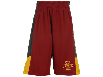 Iowa State Cyclones Colosseum NCAA Youth Strike Short