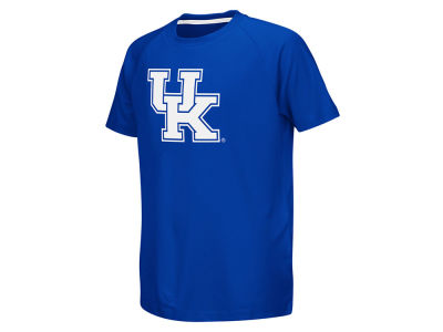 Kentucky Wildcats Colosseum NCAA Youth Kramer Raglan T-Shirt