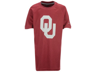 Oklahoma Sooners Colosseum NCAA Youth Kramer Raglan T-Shirt